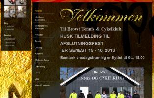 Brovst Tennis og Cykelklub