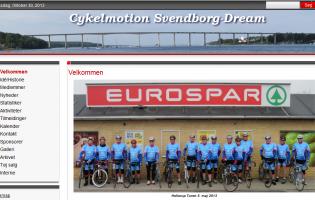 Cykelmotion Svendborg Dream cykelklub Svendborg
