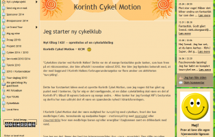Korinth Cykel Motion