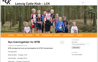 Lemvig Cykle Klub - LCK