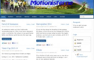 Motionisterne Skive Cykle Klub