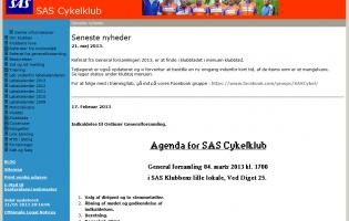 SAS Cykelklub