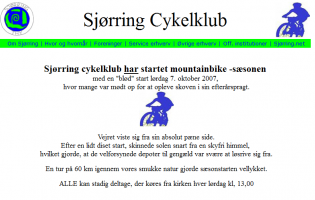 Sjørring Cykelklub