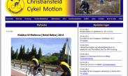 Christiansfeld Cykel Motion