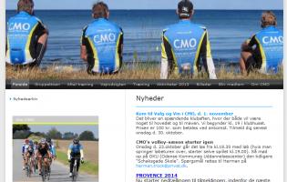 CMO - Cykelmotion Odense - cykelklup Odense