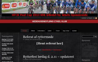 HFCK - Hedehusene/Fløng Cykel Klub
